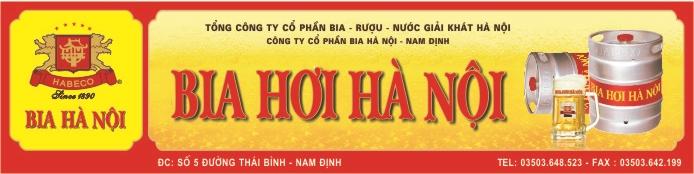 Công ty Bia Hà Nội-Nam Định