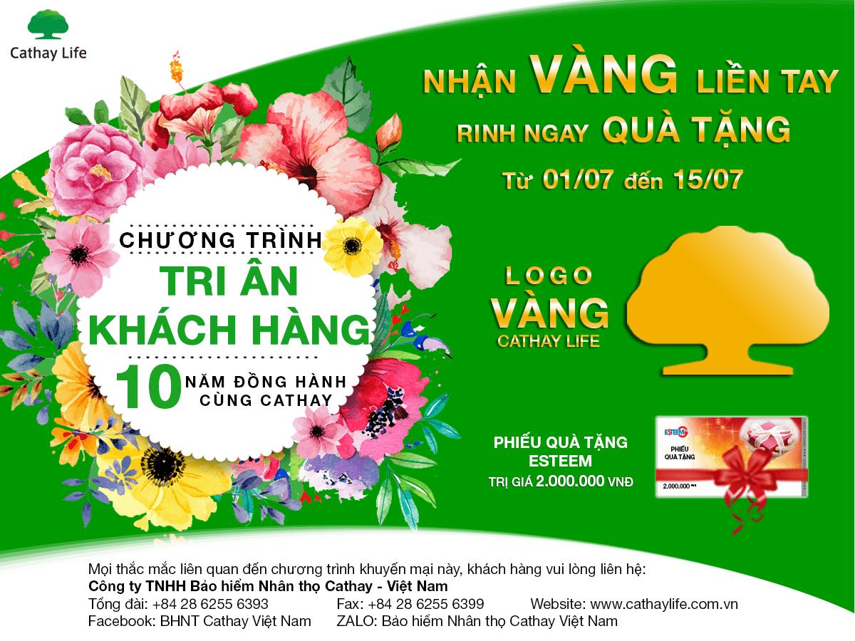 Công ty TNHH bảo hiểm nhân thọ Cathaylye - Việt Nam